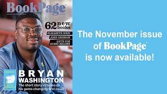 Cover of November 2020 Book Page magazine