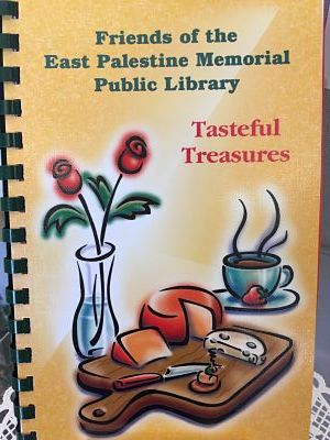 Cover of Friends of the Library cookbook