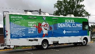 Mercy Health Mobile Dental Clinic