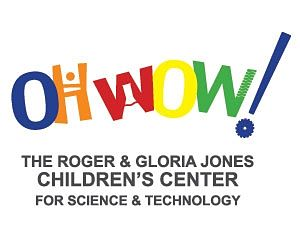 OH WOW! Science Center logo
