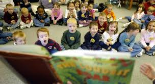 Preschool Storytime audience