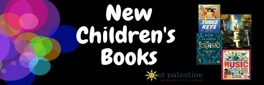New children's books with 4 covers of children's books